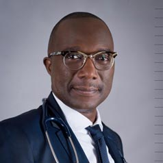 Dr Harun A. Otieno