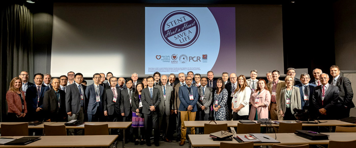 The Stent – Save a Life! Forum at EuroPCR 2018