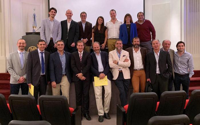 SSL Argentina 1st forum: Group photo
