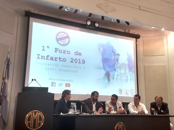 SSL Argentina 1st Forum: Speakers