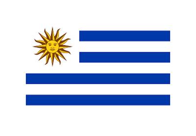 Urugay Flag