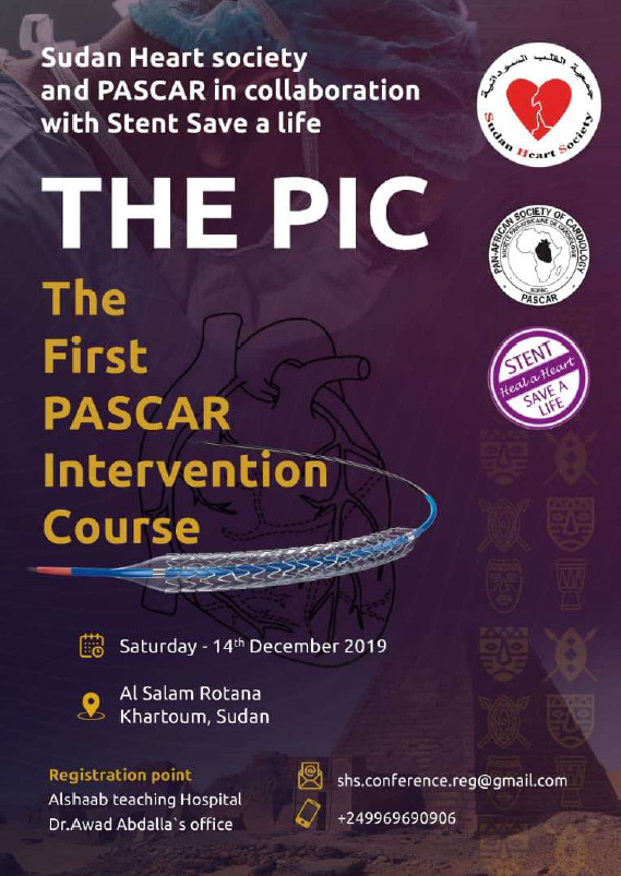 The PIC - The first PASCAR Intervention Course