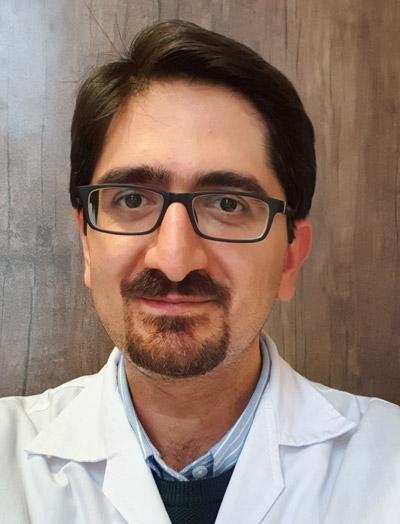 Dr Babak Gerayeli