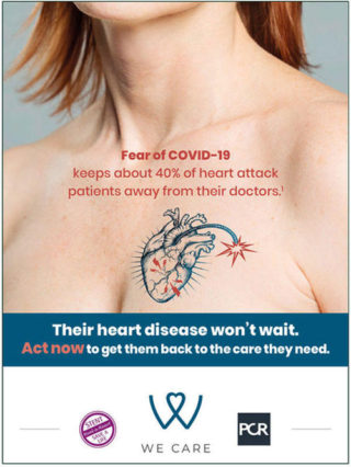 We CARE: a joint initiative by Stent – Save a Life! and PCR